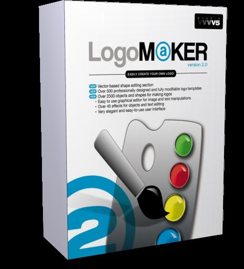 Logo Maker 2.0 full Para crear logos Profesionales Logomaker