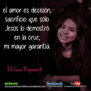 El Amor es decicion