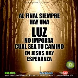 en jesus hay esperanza